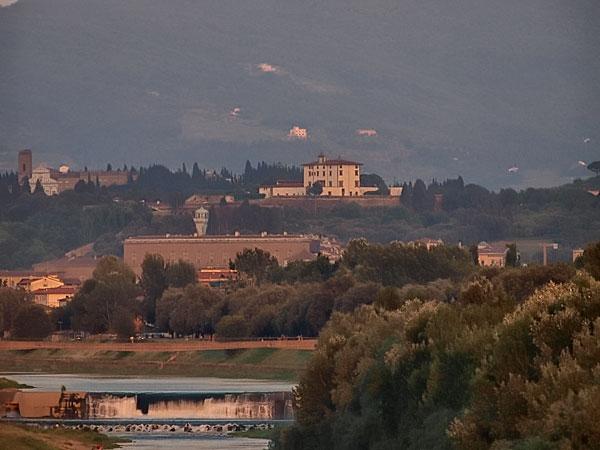 pitti palace forte belvedere san miniato florence